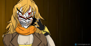 Unleash The Grimm | Yang Xiao Long Grimm Mask