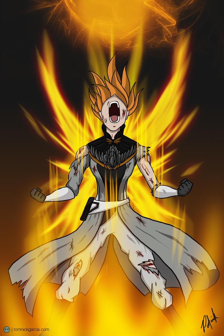 Fireborn | Destiny by patgarci