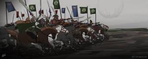 Guardian Cavalry | Destiny by patgarci