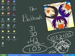 Azumanga Desktop