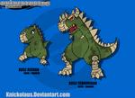 PKV: Fossilized Dragons