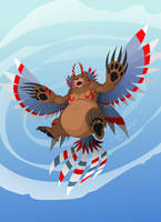 Bearbird by The-Knick