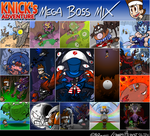 KNICKS ADVENTURE MEGA BOSS MIX