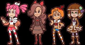 Candied Girls