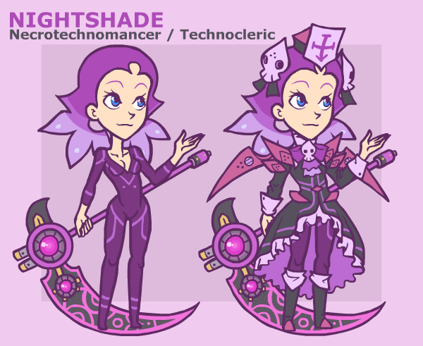 FH: Nightshade by The-Knick