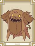 Monster Month II, #1: Barker