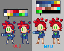 CEE Sprite New and Old