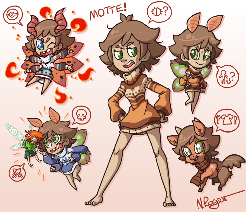 Motte Madness! by The-Knick