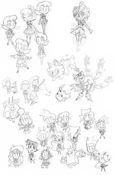 Doodle Dump Dec11/2013