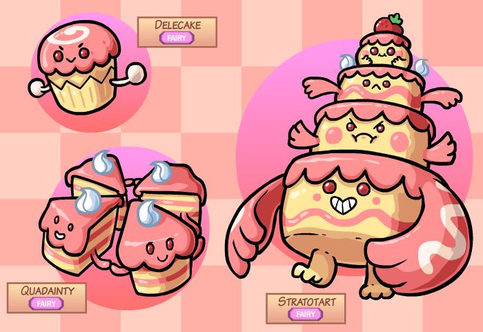 Fakemon: DIABETES! by The-Knick