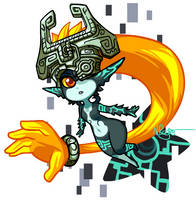 W1D5 - Midna by The-Knick