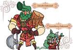 Mydhilde: Meet the Loggermen (and Loggerlady)