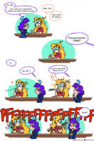 Dinx VS The Internet by The-Knick