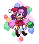 Apprentice Alchemist Cinnabar