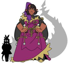 Dragon Mama Kuro-Kodai
