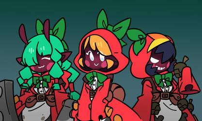 Li'l Red Trio