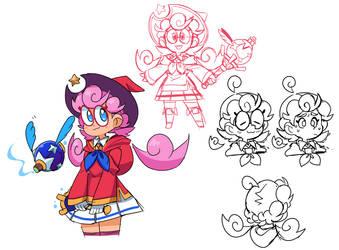 Cinnabar Doodles
