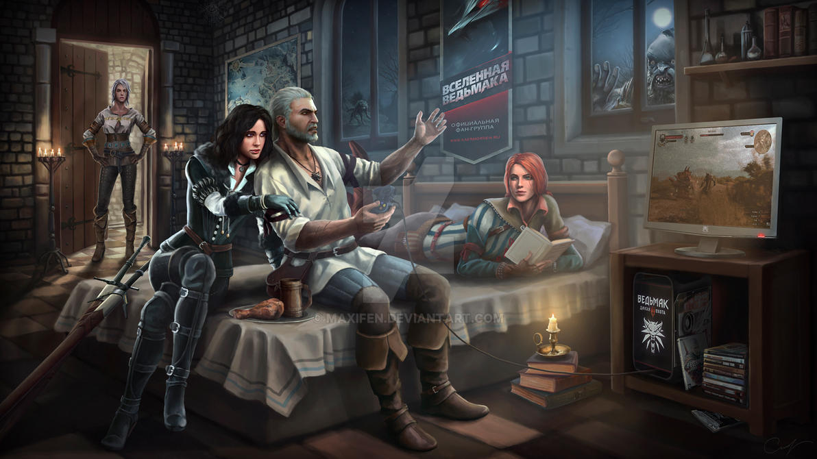 Writer for hire witcher 3 bug