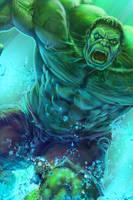 Hulk by steven6