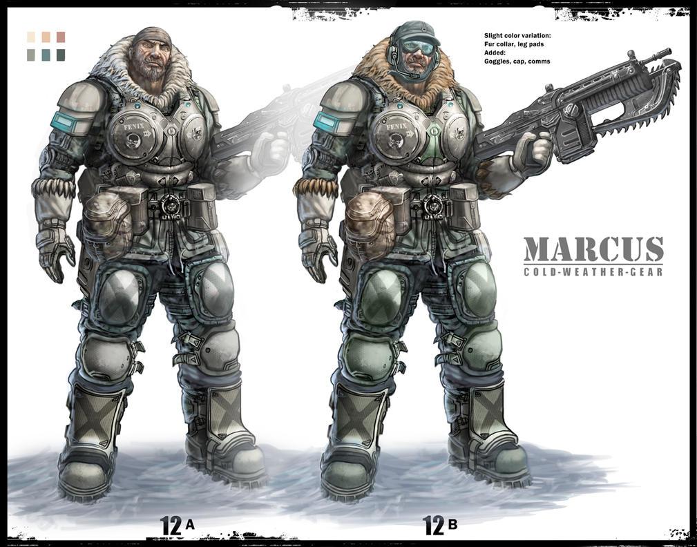 Marcus Winter Alternate by steven6