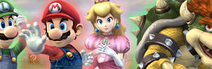 Mario team -Brawl Sig-