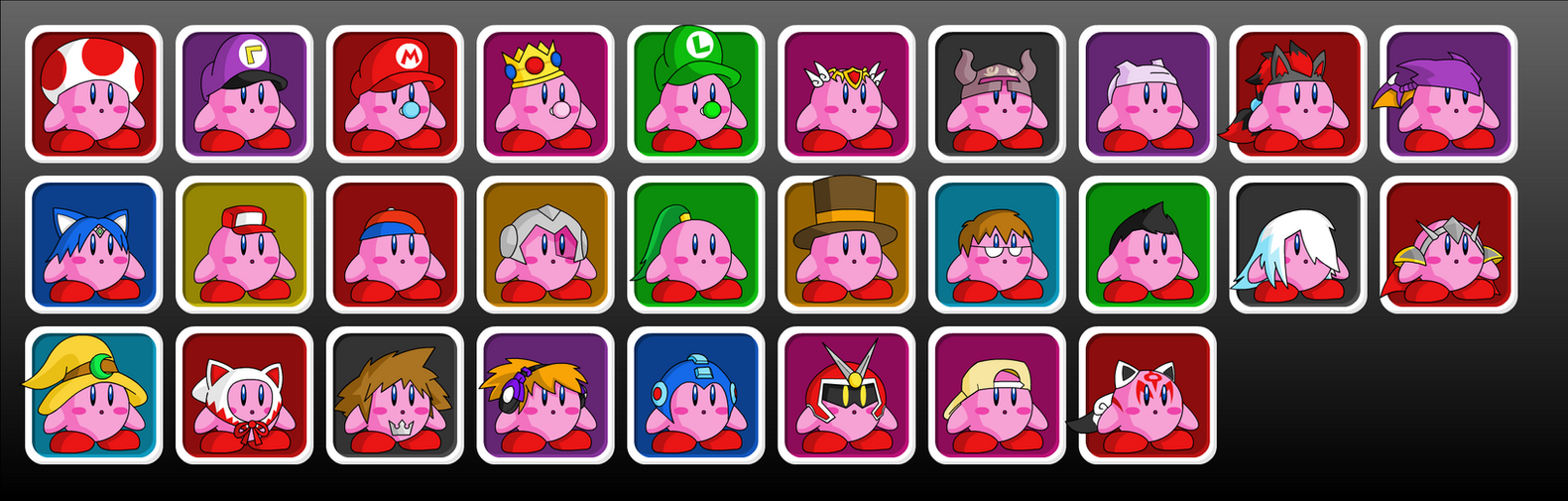General Character Discussion - Page 4 Smash_Bros_Wishlist_of_Kirbies_by_UMSAuthorLava