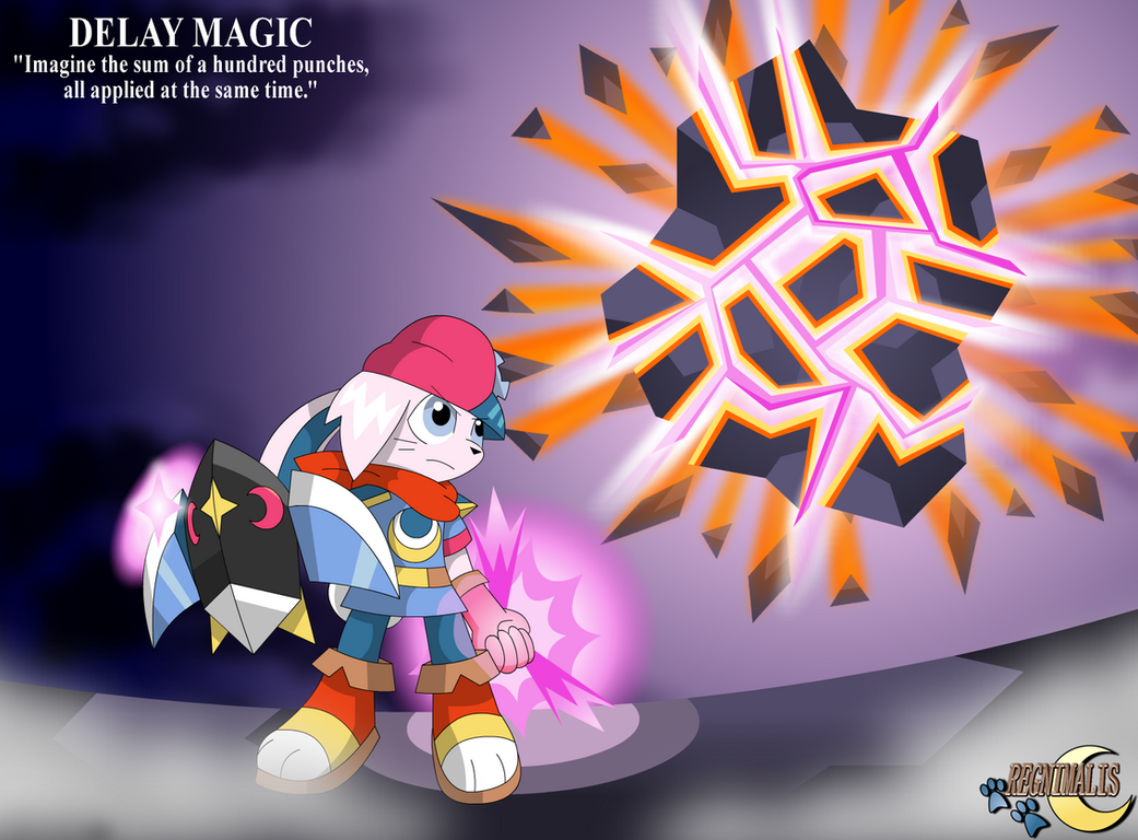 Saelph - Delay Magic by UMSAuthorLava