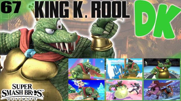 SSBU Wallpaper - 67 - King K. Rool