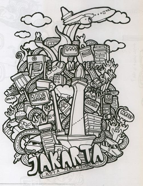Jakarta by titoyusuf