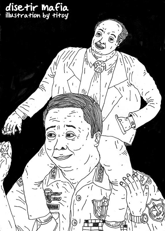 disetir mafia by titoyusuf