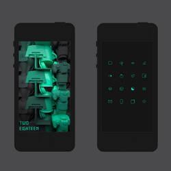 Dark Green by kane4lsu