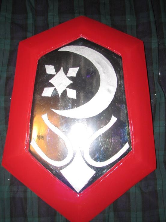 Mirror Shield by Goraiou