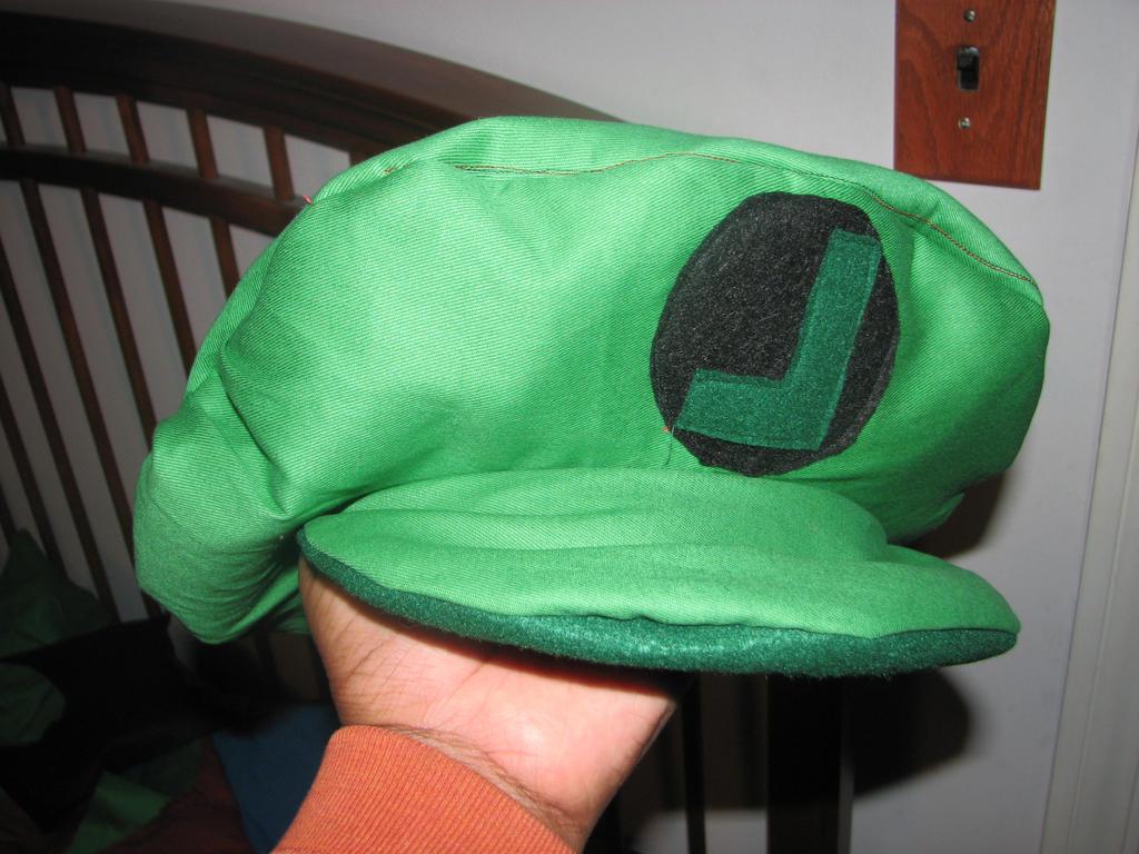 Mr. L Hat by Goraiou