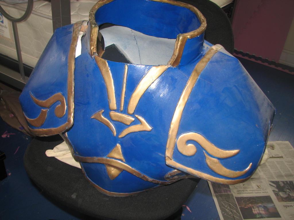 Roy's Melee Armor by Goraiou