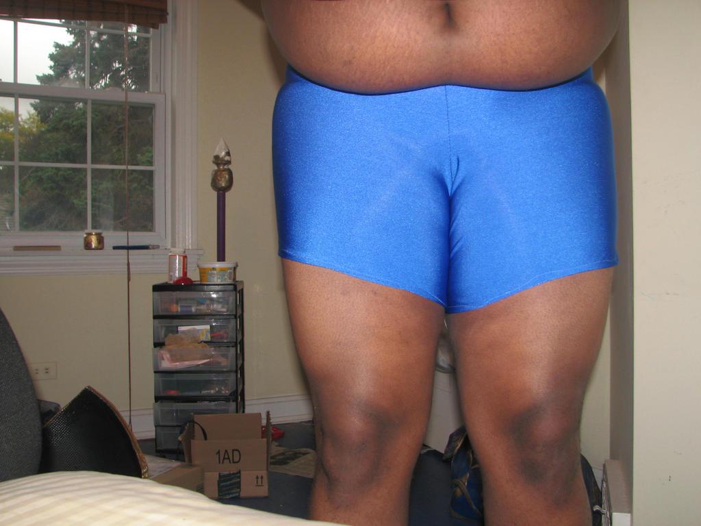 Samus Shorts by Goraiou