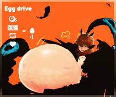 SZ Egg drive - Ovi-belly inflation! Update 5