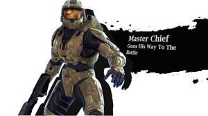 Master Chief Smash Bros Leak