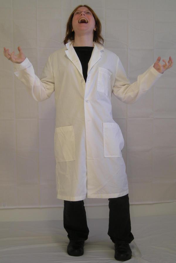 Mad Scientist Mari 4 by TwilightAmazonStock