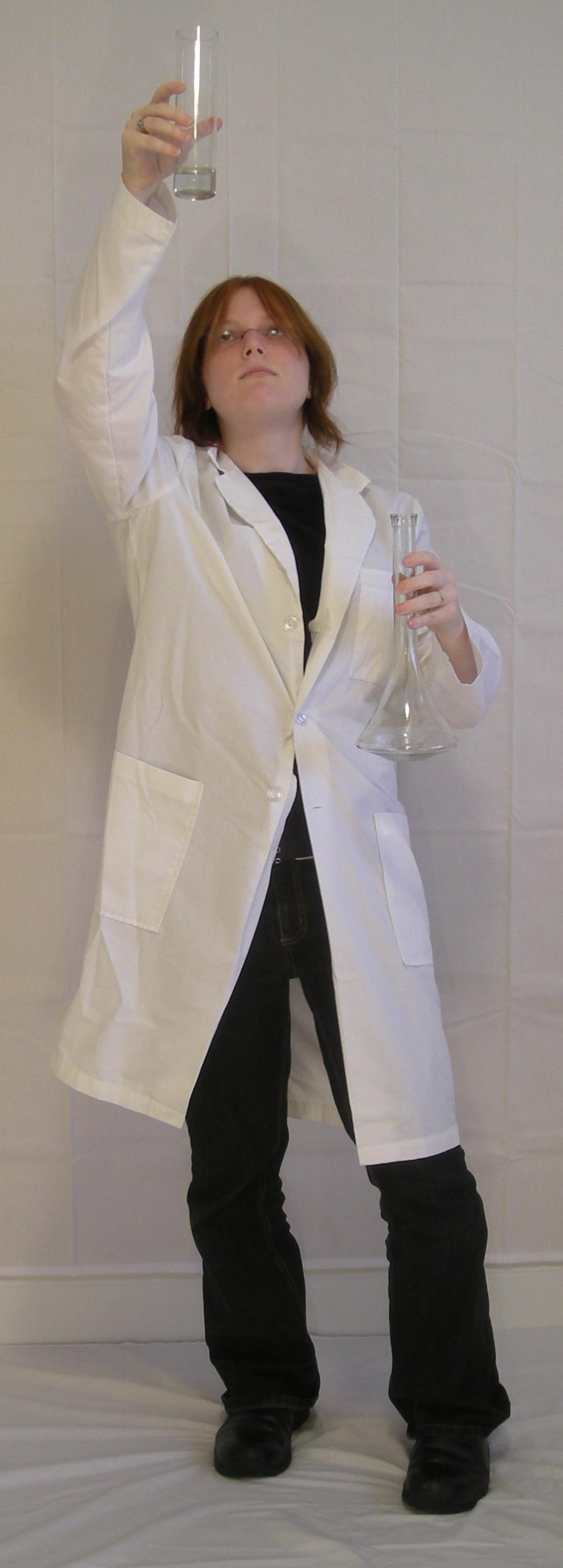 Mad Scientist Mari 13 by TwilightAmazonStock