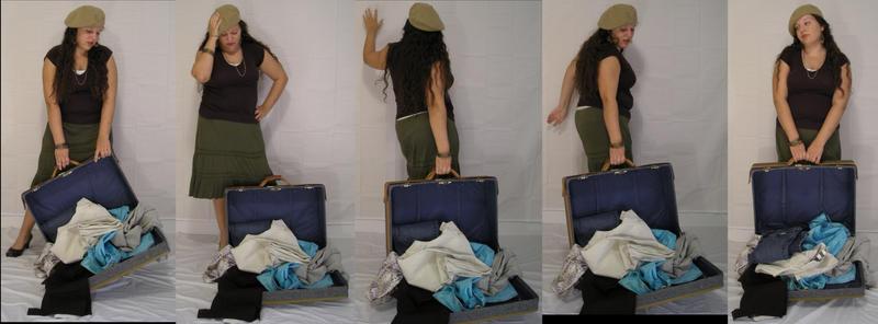 Beret Jade Pack 15 by TwilightAmazonStock