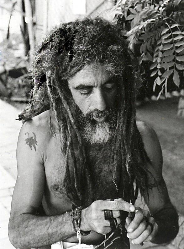 Pura Vida Rastafari by unknownsurfer