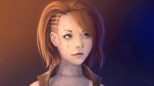 Cyberpunk 2077: Varinka