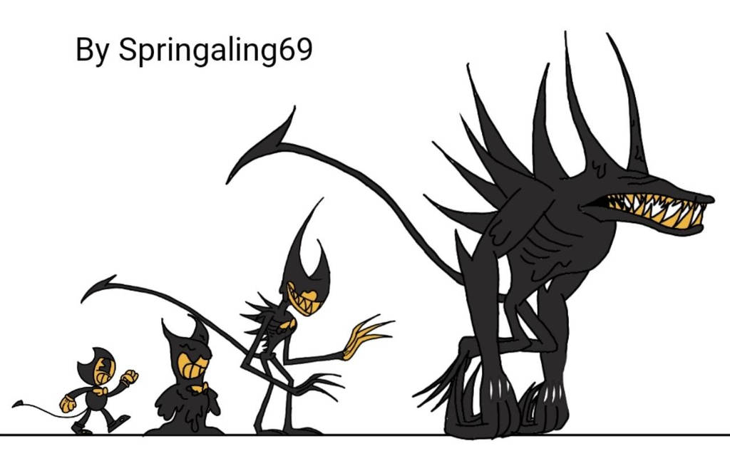 Evaluation of the Ink Demon  by Springaling69