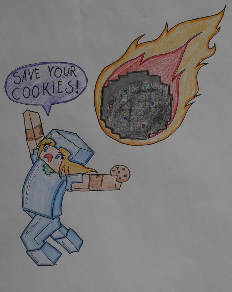 Hexxit- Save your cookies! by CupNoodlesFreak