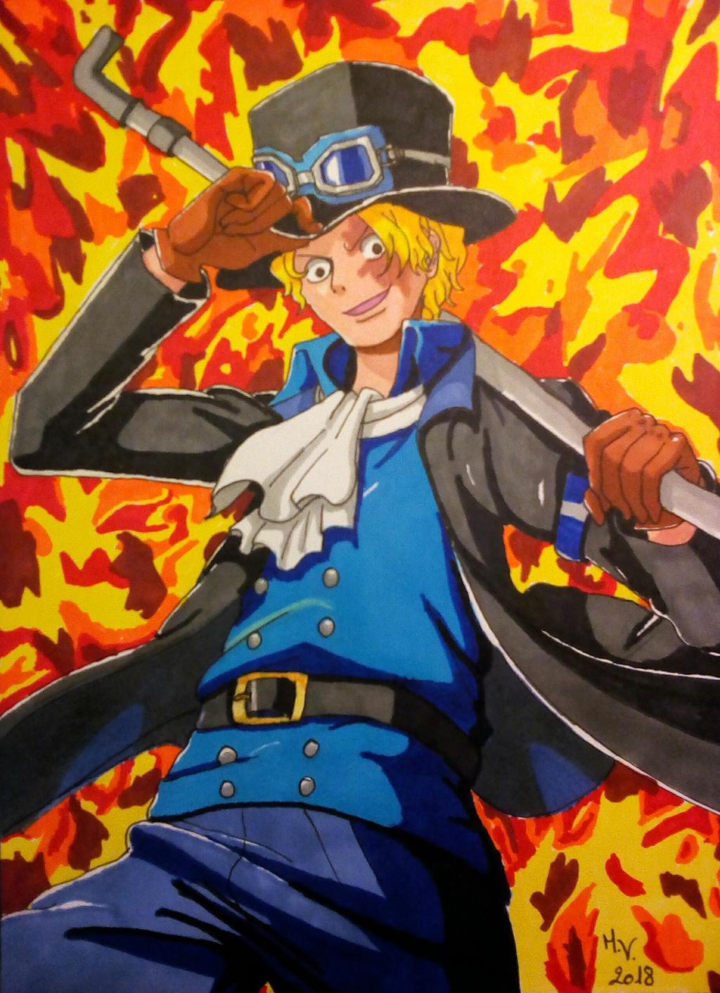 One Piece Sabo Film