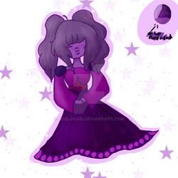 Purple sapphire (gem oc)