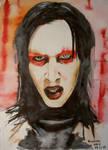Marilyn Manson. Red, 2009