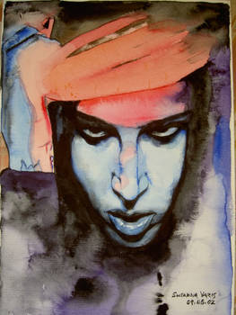 Marilyn Manson. Coronation II