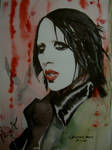 Marilyn Manson. King of Hearts
