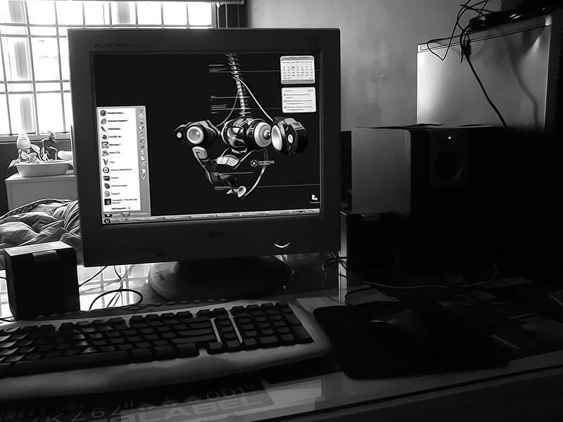 Desktop Screenshot 2 by Flamix